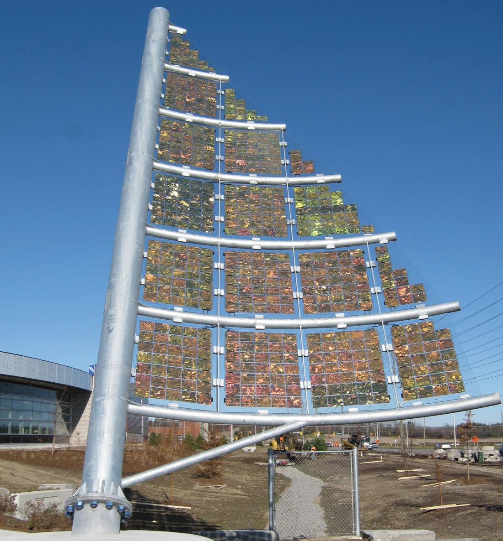 The Ajax Operations Centre Solar Sail