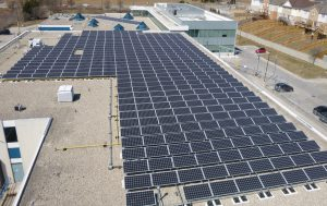 Veridian Connections Solera Solar Panels