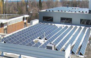 centennial plastics solar panels